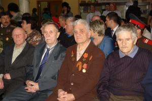 В Гурьевском районе состоялся фестиваль солдатской песни «Виктория»